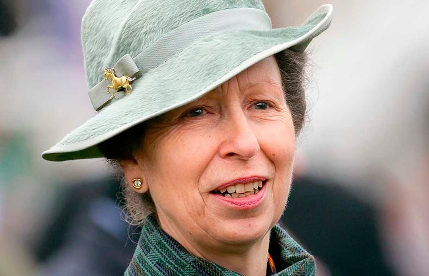 Принцесса Великобритании отметила огромный вклад в Победу народов стран бывшего СССР, в том числе Беларуси