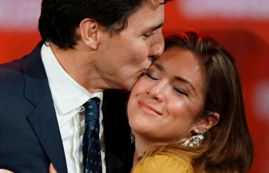 Жена премьер-министра Канады вылечилась от коронавируса