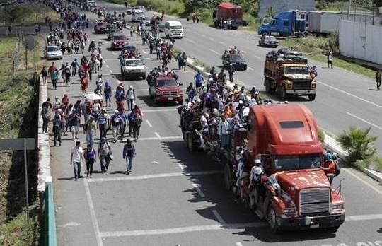 Агентов в «караван мигрантов» внедрила спецслужба США