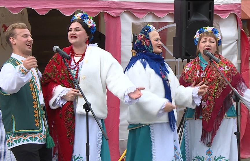 Минская область готовится к главному празднику хлеборобов: «Дожинки» в этом году пройдут 12 октября в Борисове