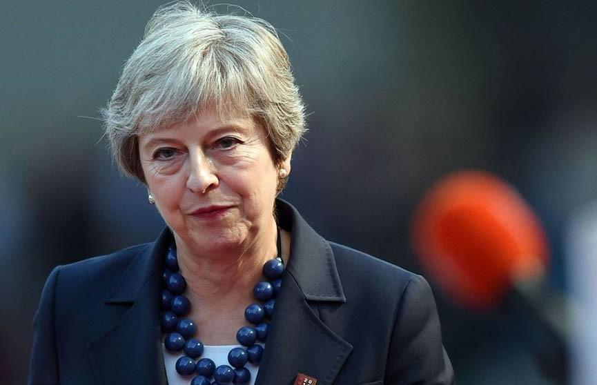 Евросоюз отклонил ключевое предложение Терезы Мэй по Brexit