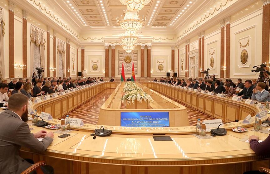 Александр Лукашенко: «Суверенитет для Беларуси – это святое»