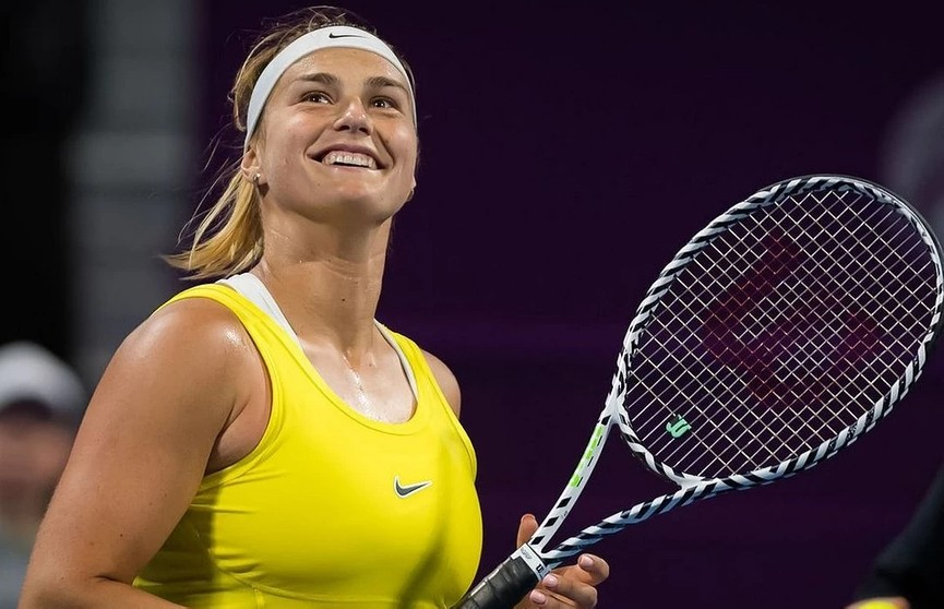 Арина Соболенко поднялась на две строчки в рейтинге WTA