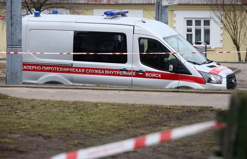 На одной из центральных улиц Гродно нашли снаряд