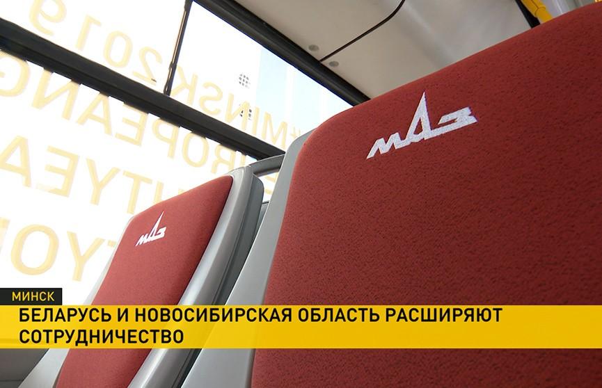 Белорусская техника отправится в Сибирь. Новые контракты подписаны в Минске