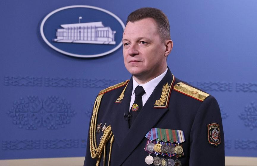 Вадим Синявский назначен министром по чрезвычайным ситуациям