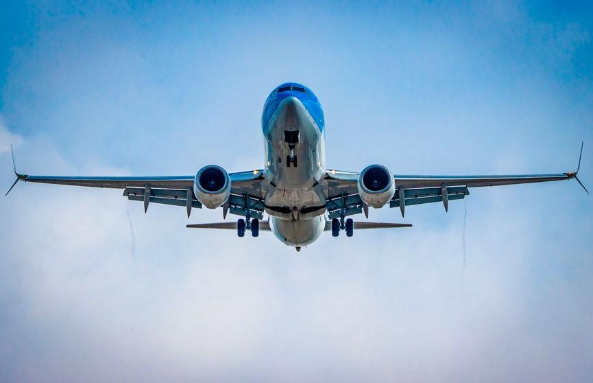 В Лос-Анджелесе пассажир выпрыгнул из самолета при взлете
