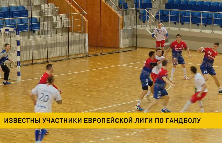 Европейская федерация гандбола назвала участников Европейской лиги