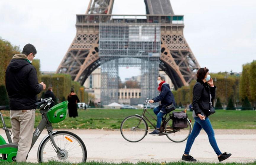 Крупные города Франции из-за карантина рискуют потерять до 2 млрд EUR