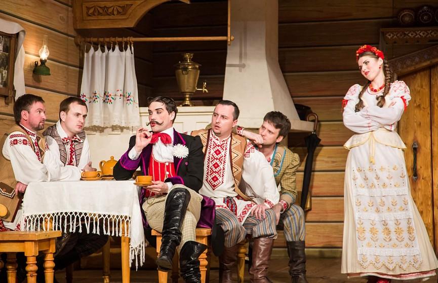 «Паўлінка» онлайн. Купаловский театр впервые покажет спектакль всему миру