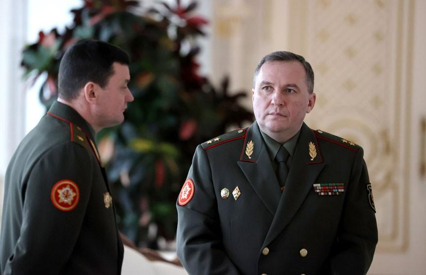 Министр обороны Беларуси проведёт переговоры по вопросам двустороннего военного сотрудничества в ходе рабочего визита в Российскую Федерацию
