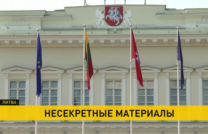 Литва сражается с призраками демократии: под раздачу попадают мигранты и свои же мирные граждане