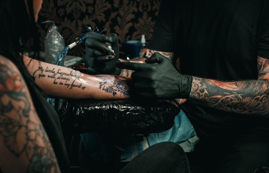 Инновации: татуировки помогут определить опасные заболевания