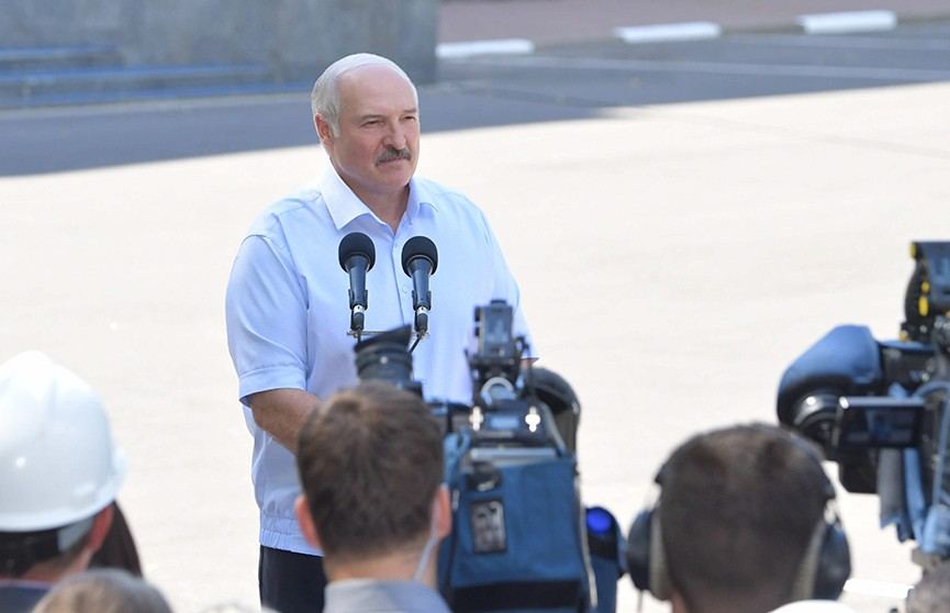 Лукашенко: Надо драться за свои рынки