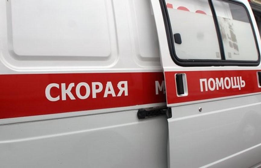 Cкорая помощь ехала на вызов к больному ребёнку и попала в ДТП в Витебске
