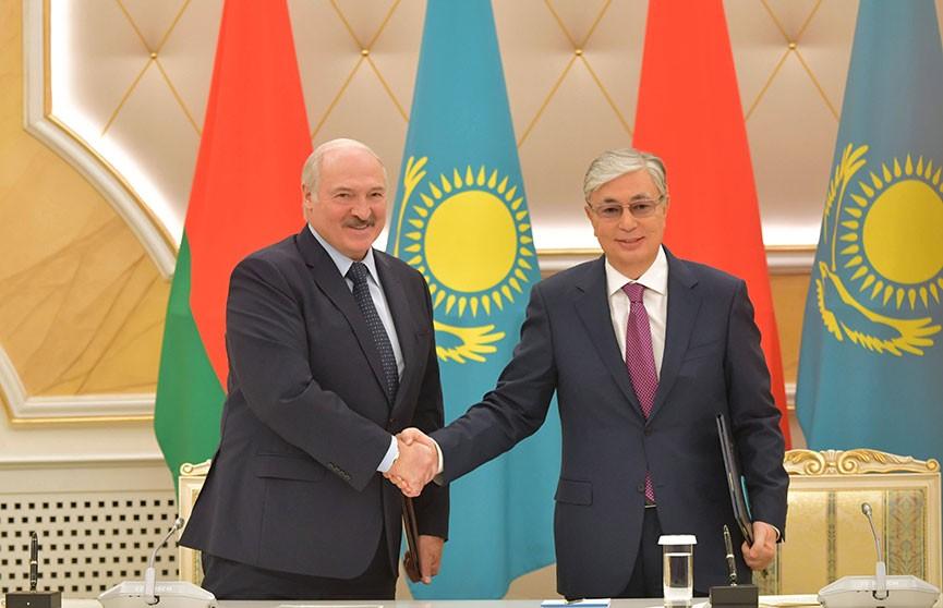 Визит Александра Лукашенко в Казахстан: детали, цифры, особенности