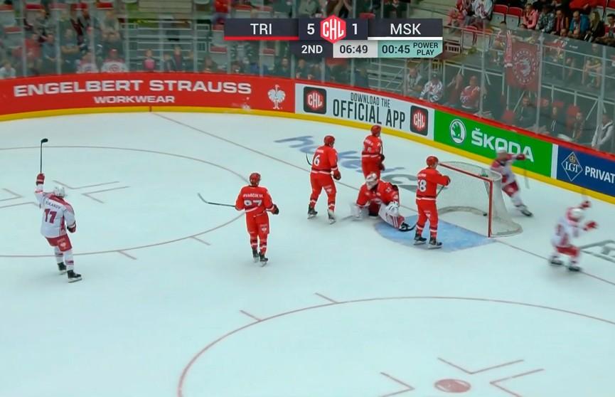 Хоккейная Лига чемпионов: минская «Юность» встретится с финским клубом «Пеликанс»