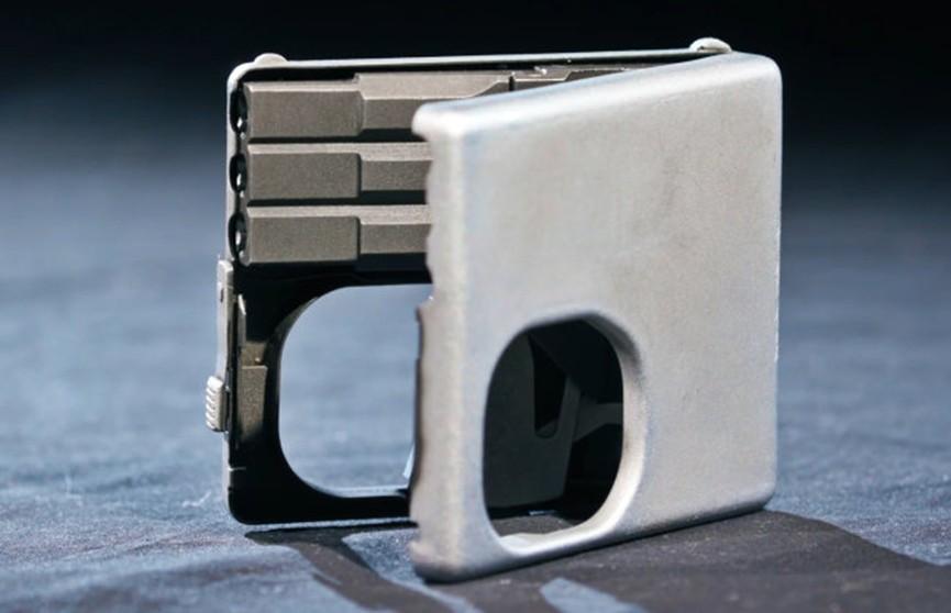 Портсигар-пистолет для КГБ показали на видео