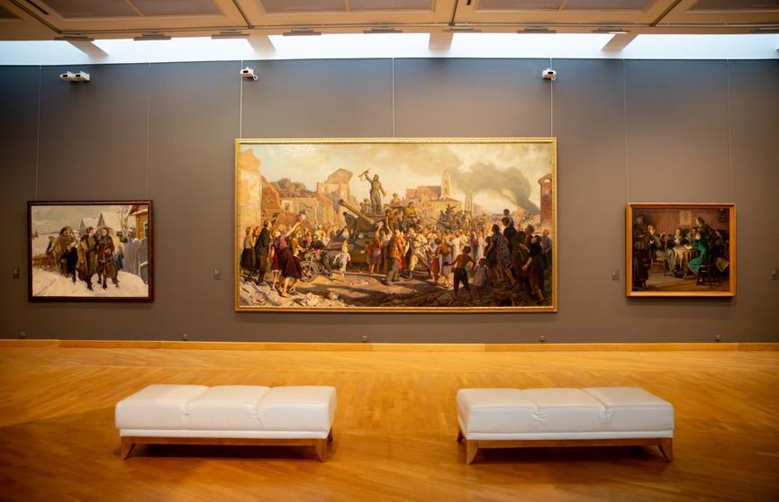 Искусство в массы! Фотоэкскурсия по Национальному художественному музею Республики Беларусь