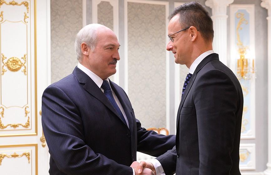 Беларусь готова развивать экономическое сотрудничество с Венгрией по всем направлениям