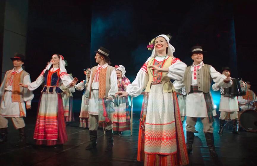 «Хорошкам» – 45! На сцене Белгосфилармонии коллектив дал первый юбилейный концерт сезона