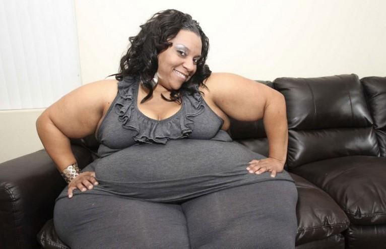 Как выглядит 47-летняя женщина с самыми большими бедрами?
