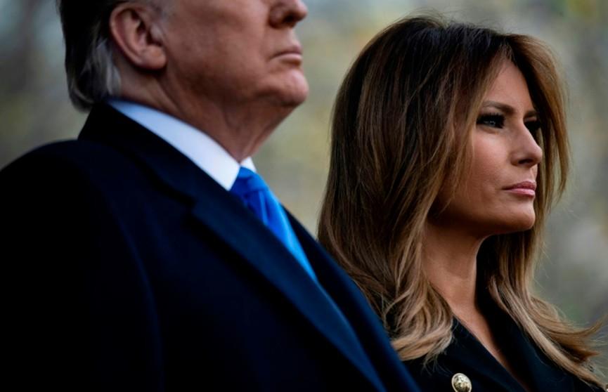 Мелания Трамп публично проигнорировала день рождения мужа