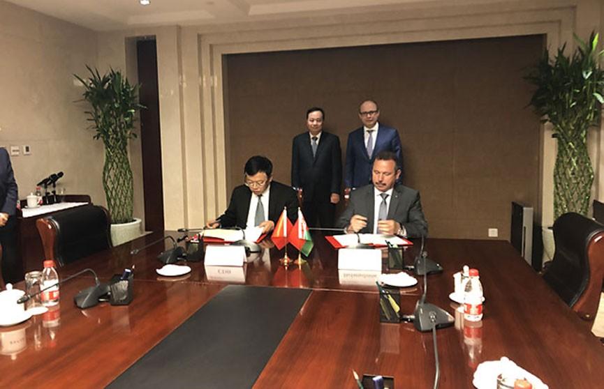 Китай выделит Беларуси €100 миллионов на развитие экономики