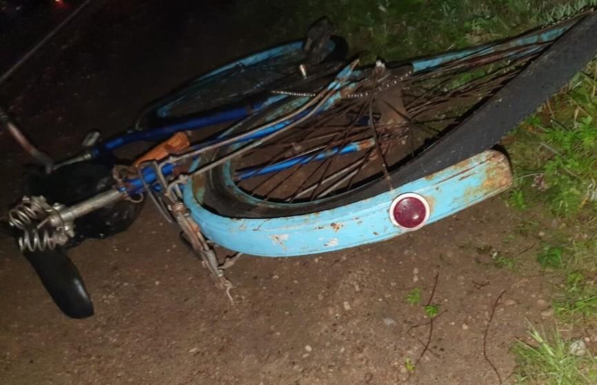 Житель Литвы насмерть сбил велосипедиста в Островецком районе