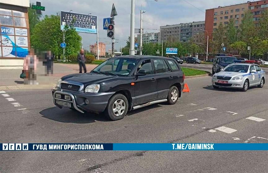 Легковушка сбила 14-летнюю девочку на электросамокате в Минске