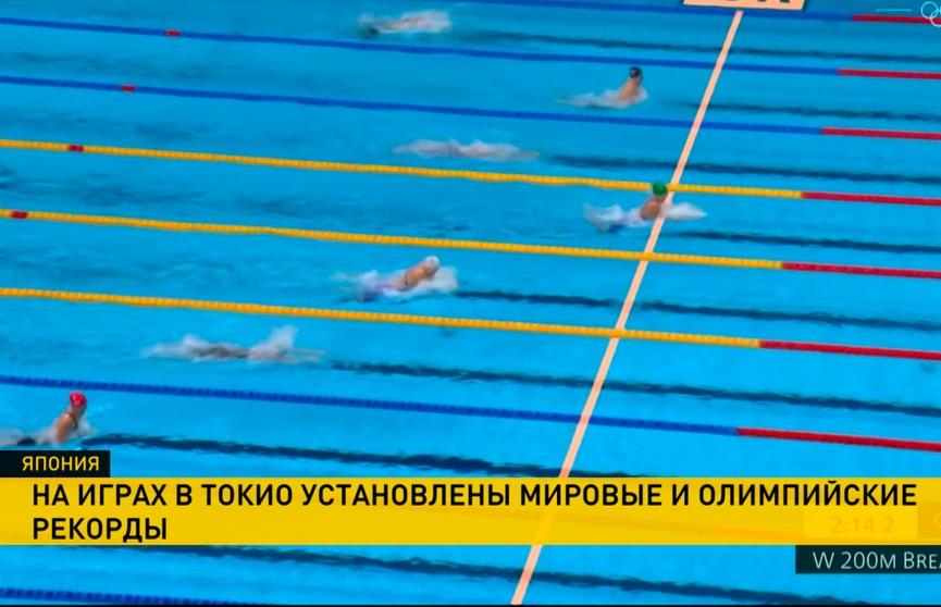 Олимпиада в Токио: белорусские пловцы примут участие в комбинированных эстафетах 4 по 100 м