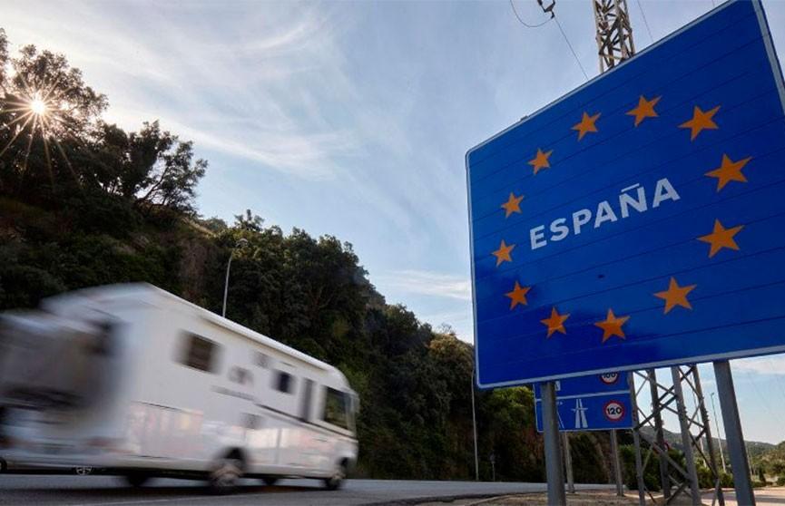 Испания отменила запрет на пересечение границы с Францией