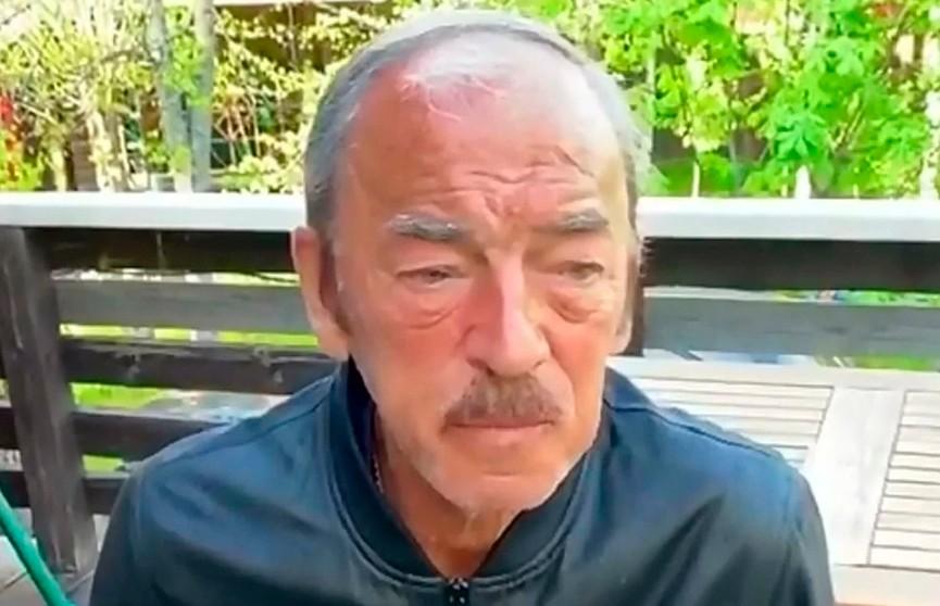 «Просто давно не смотрел в зеркало»: Боярский объяснил свой изможденный вид