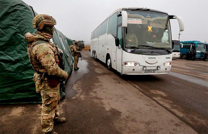 Контактная группа по урегулированию ситуации в Украине согласовала новый обмен пленными