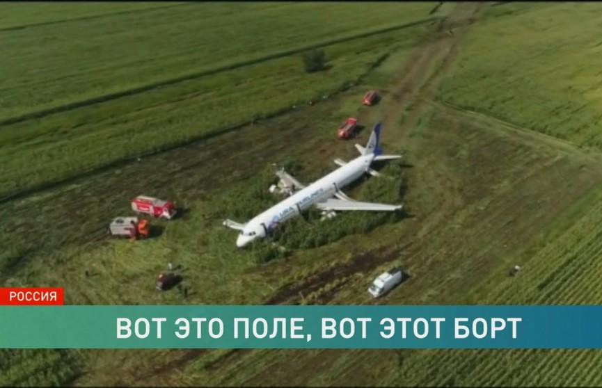 Аварийная посадка со счастливым концом. Как пилоты Airbus спасли жизни 234 пассажиров
