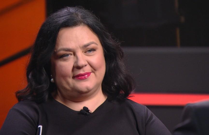 Ольга Нефедова – ушедшим купаловцам: вы принесли грамоты под двери театра, а где ключи от квартир, которые давало вам государство?