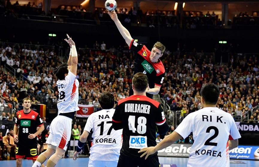 Мужской чемпионат мира по гандболу стартовал в Германии и Дании