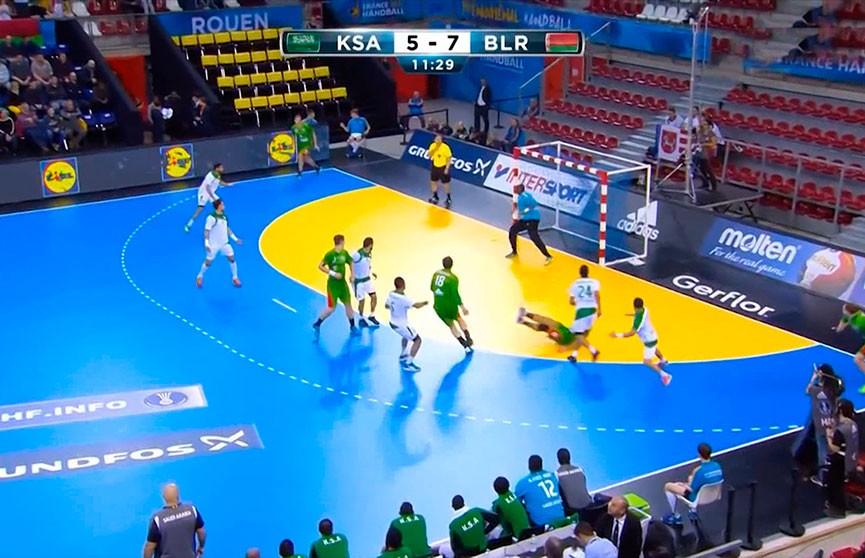Белорусские гандболисты обыграли ОАЭ на турнире в Польше