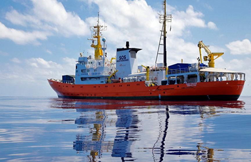 Мальта согласилась принять пятерых спасённых мигрантов из Туниса