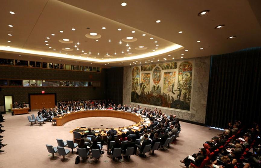 В Совбезе ООН наложили вето на резолюцию США по Венесуэле