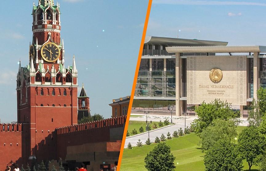 Переговоры Минска и Москвы: внешнее давление на Беларусь, санкции, отравление Навального. Главное