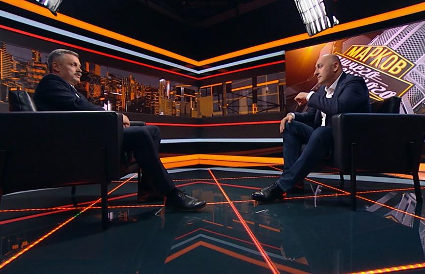 Министр спорта Ковальчук: Беларусь – это команда. Мы сильная нация, мы сильная страна