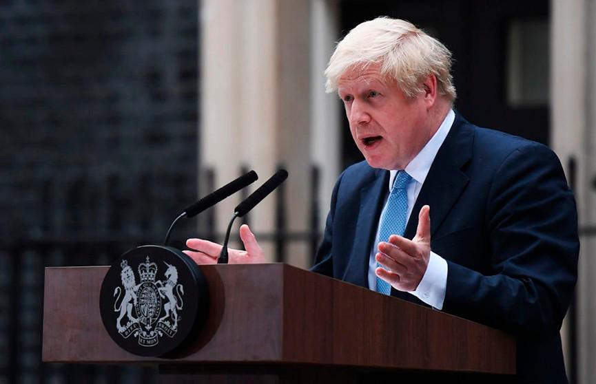 Британский премьер Борис Джонсон выступил с первым обращением после выздоровления от COVID-19