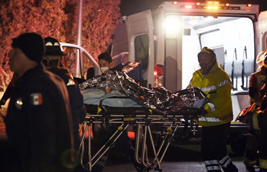 Жертвами взрыва трубопровода в Мексике стали более 90 человек