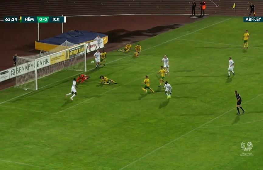 Стартовал 18 тур чемпионата Беларуси по футболу