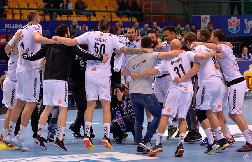 Гандболисты македонского «Вардара» – победители 8 сезона SEHA-лиги
