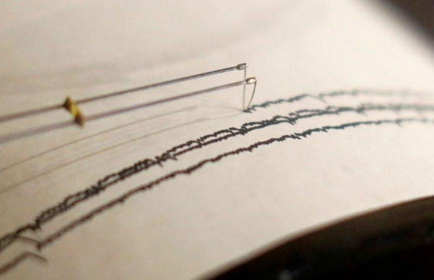 Сильное землетрясение произошло у берегов Гондураса