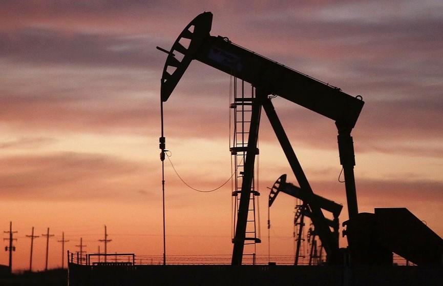 Цена на нефть Brent превысила $34 за баррель