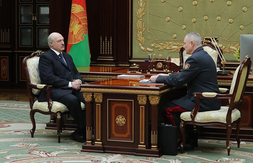Александр Лукашенко: С пьяных за рулём должен быть жёсткий спрос