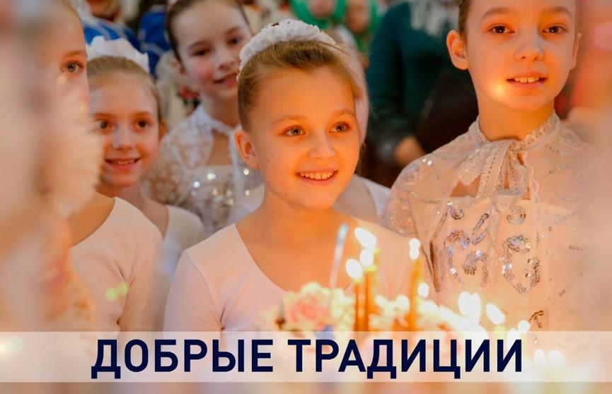 Акция «Наши дети» завершилась: подарки получили около 800 тыс. ребят